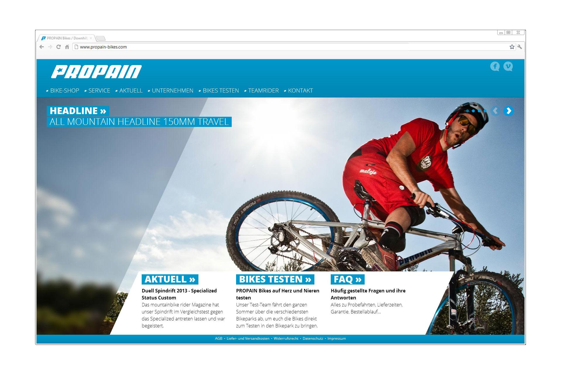 Propain Bikes