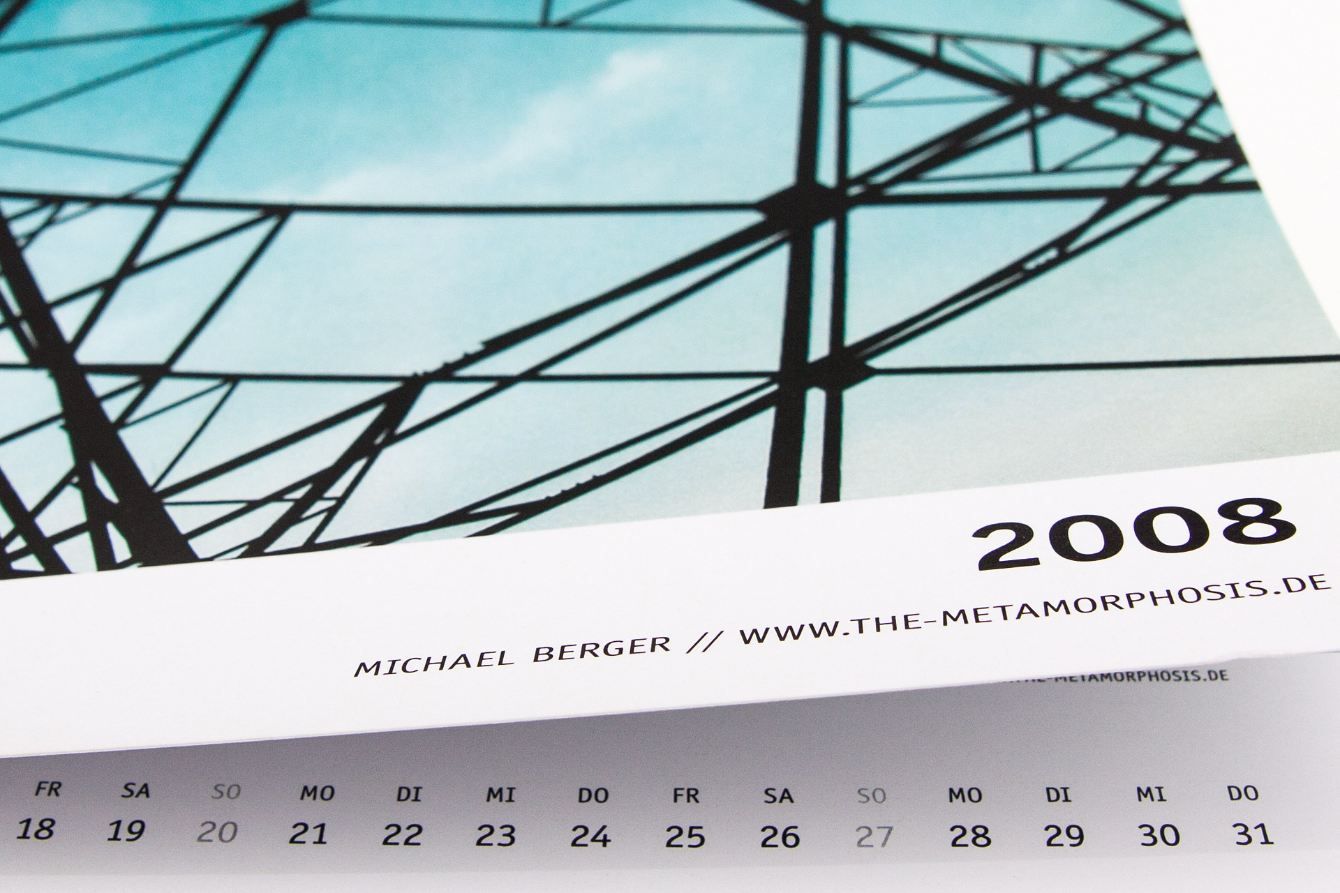 Fotokalender 2008