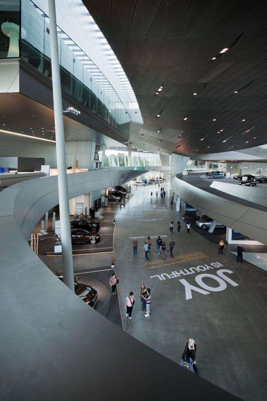 BMW Welt und Museum