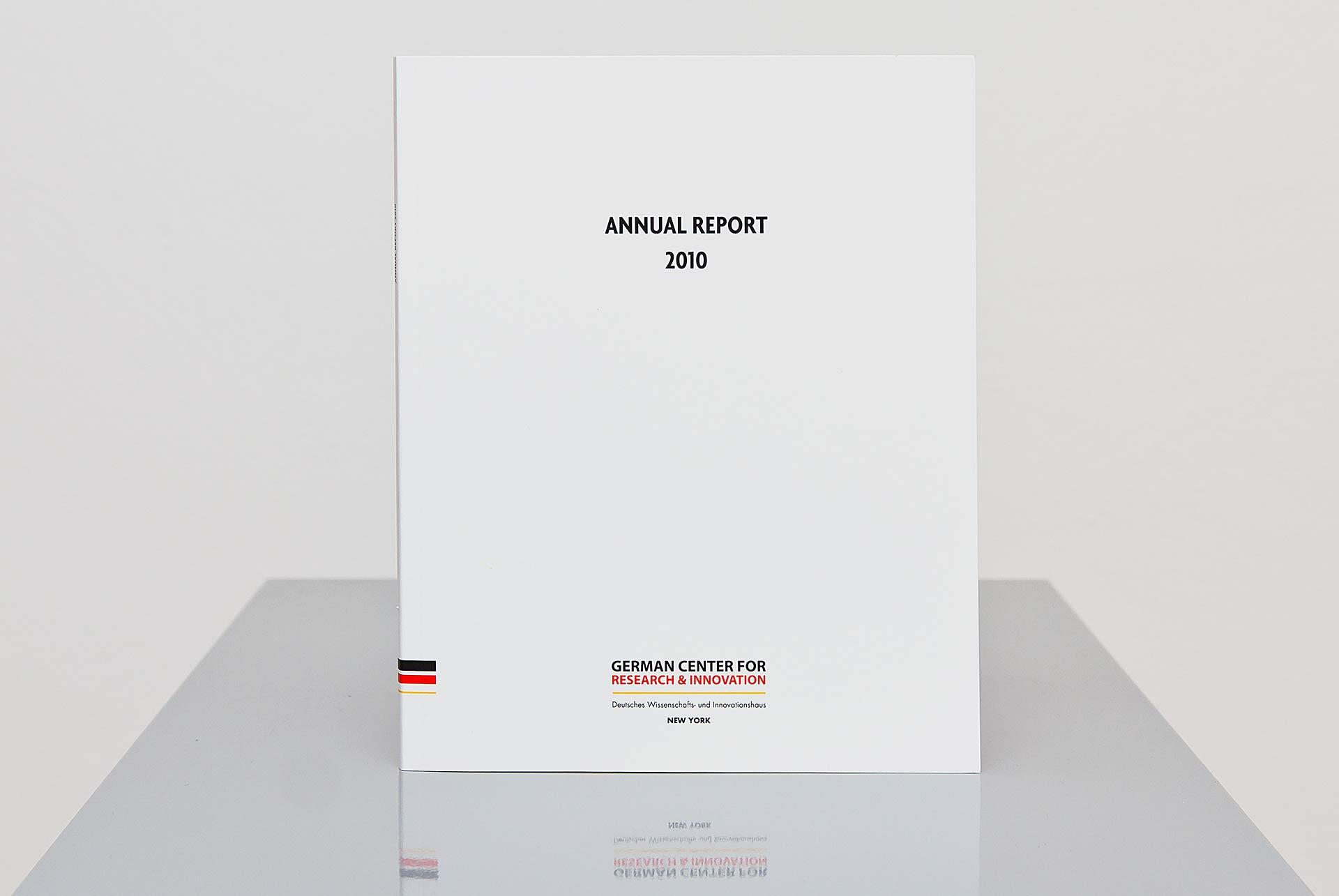 GCRI New York Annual Report 2010